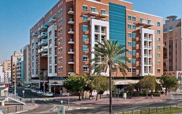 迪拜酒店公寓住宿:莲花中心温泉度假公寓