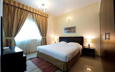 迪拜酒店公寓住宿:时间水晶公寓