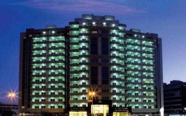 迪拜酒店公寓住宿:弗罗拉公园豪华公寓