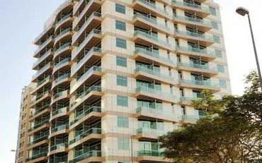 迪拜酒店公寓住宿:迪拜乌得梅塔沙丘公寓