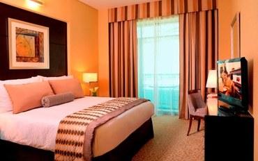 迪拜酒店公寓住宿:时光托帕石公寓