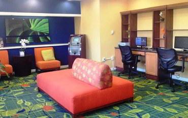 大西洋城酒店公寓住宿:大西洋城红顶套房