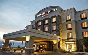 丹佛酒店公寓住宿:丹佛机场斯普林希尔套房