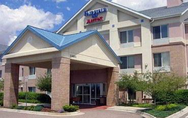 丹佛酒店公寓住宿:奥罗拉医疗中心丹佛费尔菲尔德公寓