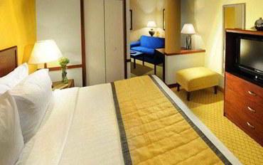 奥斯汀酒店公寓住宿:西北费尔菲尔德套房公寓