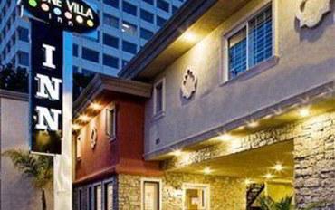 旧金山酒店公寓住宿:石头别墅旅馆