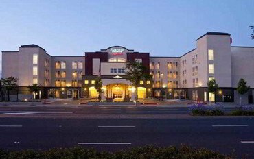 旧金山酒店公寓住宿:旧金山费尔菲尔德套房