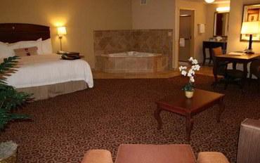 俄克拉何马城酒店公寓住宿:俄克拉荷马城汉普顿套房-南部