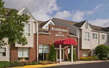 费城酒店公寓住宿:费城威洛格罗夫公寓