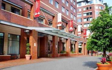 波士顿酒店公寓住宿:波士顿剑桥公寓