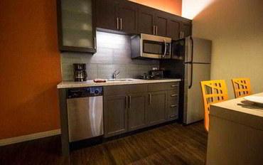 波士顿酒店公寓住宿:波士顿市中心海港公寓