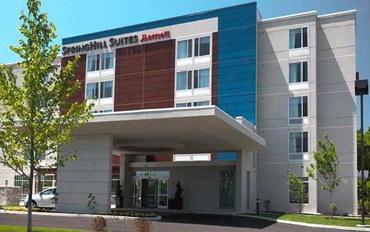 费城酒店公寓住宿:马洛特费城福吉谷/普鲁斯金春季山丘套房公寓