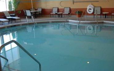 亚特兰大(乔治亚州)酒店公寓住宿:肯尼索市中心尊盛公寓