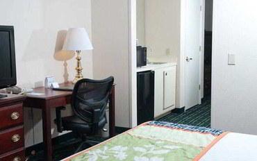 亚特兰大(乔治亚州)酒店公寓住宿:亚特兰大机场北费尔菲尔德套房套房公寓