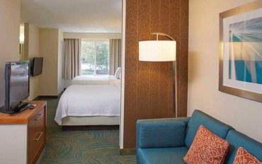 亚特兰大(乔治亚州)酒店公寓住宿:亚特兰大六旗春季山丘套房公寓