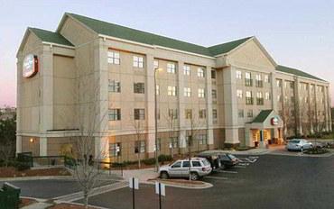 亚特兰大(乔治亚州)酒店公寓住宿:亚特兰大巴克黑德广场套房公寓