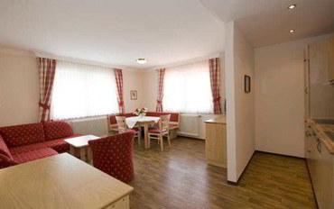 阿尔卑斯山(奥地利)酒店公寓住宿:汉内斯霍夫度假村