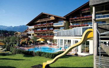 阿尔卑斯山(奥地利)酒店公寓住宿:阿鹏帕克水疗家庭度假村