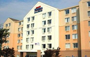 亚特兰大(乔治亚州)酒店公寓住宿:亚特兰大维宁斯费尔菲尔德公寓