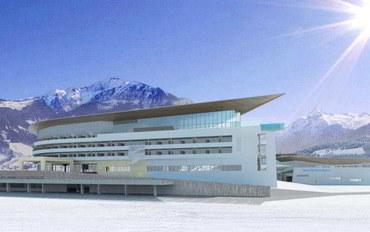 阿尔卑斯山(奥地利)酒店公寓住宿:赛鲁艾色卡普陶恩spa度假村
