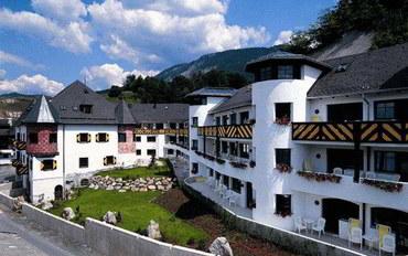 阿尔卑斯山(奥地利)酒店公寓住宿:舒乐斯罗森艾格家庭度假村