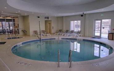 纽约酒店公寓住宿:希尔顿合博套房公寓