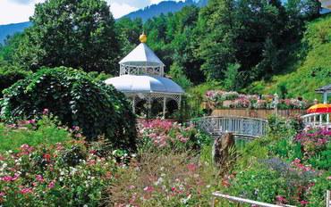 阿尔卑斯山(奥地利)酒店公寓住宿:埃里卡花园水疗中心