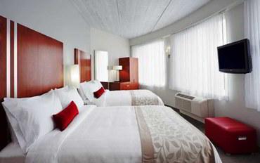 纽约酒店公寓住宿:费尔菲尔德布鲁克林公寓