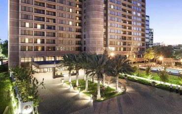 休斯顿酒店公寓住宿:休斯顿商业街逸林套房