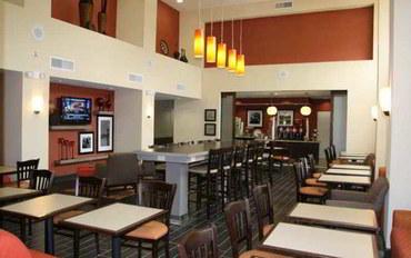 休斯顿酒店公寓住宿:北康罗I45希尔顿恒庭旅馆&套房