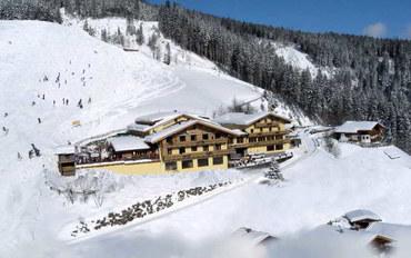 阿尔卑斯山(奥地利)酒店公寓住宿:扎加阿姆山地度假村