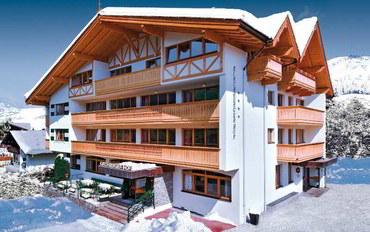 阿尔卑斯山(奥地利)酒店公寓住宿:阿尔彭鲁克凯博格霍富度假村