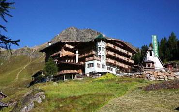 阿尔卑斯山(奥地利)酒店公寓住宿:索尔登斯贝塔尔ALM-费里恩俱乐部