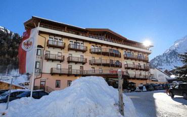 阿尔卑斯山(奥地利)酒店公寓住宿:Vent家庭旅馆度假村