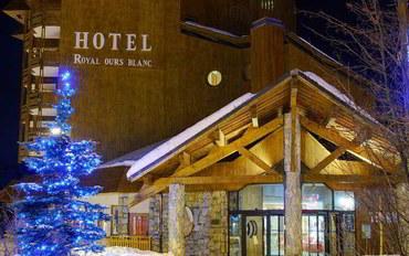 阿尔卑斯山(法国)酒店公寓住宿:乐皇家奥尔斯布朗克Spa度假村