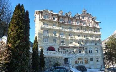 阿尔卑斯山(法国)酒店公寓住宿:布里德莱班莱班高尔夫度假村