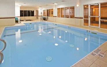 印第安納波利斯酒店公寓住宿:印第安纳波利斯市中心运河街公寓
