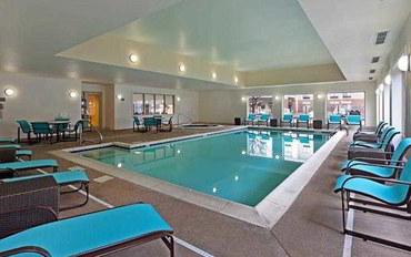 印第安納波利斯酒店公寓住宿:印第安纳波利斯卡梅尔公寓