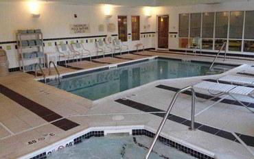 印第安納波利斯酒店公寓住宿:印第安纳波利斯埃文公寓