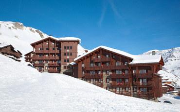 阿尔卑斯山(法国)酒店公寓住宿:蒙大拿乡村公寓