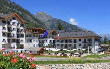 阿尔卑斯山(法国)酒店公寓住宿:瓦洛西纳勃朗峰水疗公寓