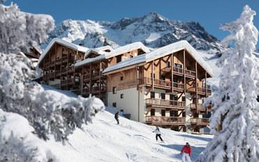 阿尔卑斯山(法国)酒店公寓住宿:南蒙大拿彭朗公寓