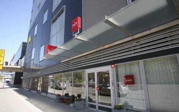 瑞典酒店公寓住宿:斯德哥尔摩西斯塔住宿