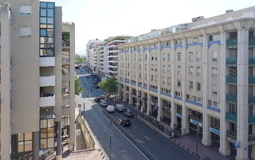 马赛酒店公寓住宿:渣油格兰德布拉多公寓
