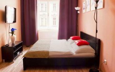 布拉格酒店公寓住宿:布拉格皇家宫廷公寓