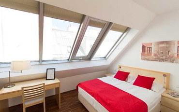 维也纳酒店公寓住宿:拜访维也纳公寓玛丽亚特里萨大街