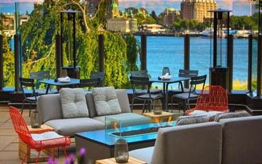 温哥华岛酒店公寓住宿:维多利亚三角洲观海点Spa度假村