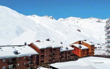 阿尔卑斯山(法国)酒店公寓住宿:宝石的雪皮埃公寓
