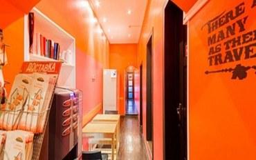 莫斯科酒店公寓住宿:马亚豪斯卡亚维尼熊旅舍