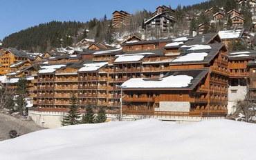 阿尔卑斯山(法国)酒店公寓住宿:沟壑玛伊瓦公寓